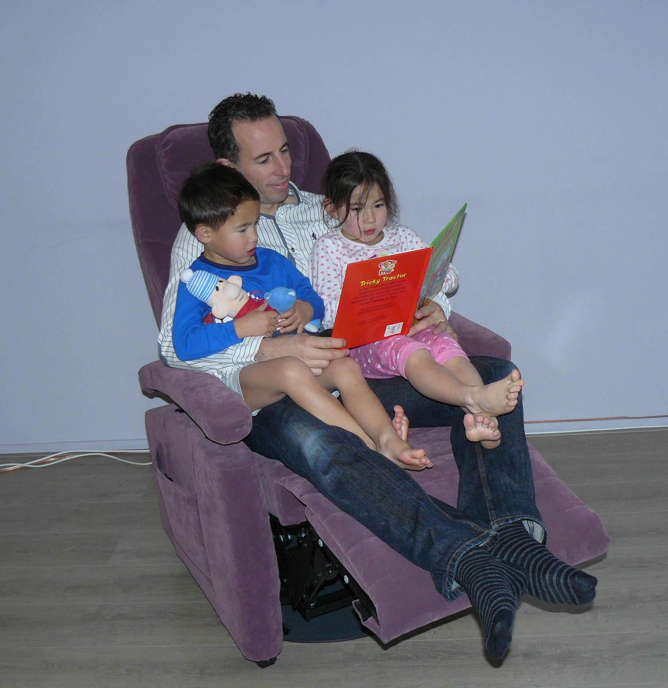 Een sta-op stoel is een maatwerk stoel!