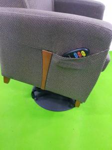 draaischijf sta-op stoel elevo 582