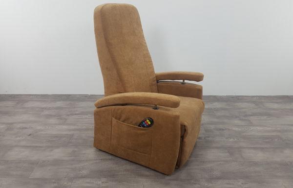 #309 Sta-op stoel vario 570, zand. € 45,- per maand