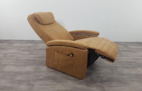 * Nieuw * Sta-op stoel vario 570, zand + 10jr garantie.