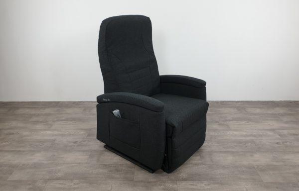 #217 – Sta-op stoel 570 antraciet, 57cm. € 65,- per maand