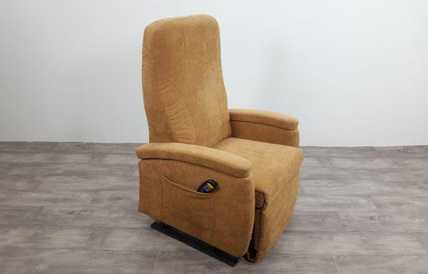 Sta-op stoel vario 570 – 57cm breed, zand stof (2015)