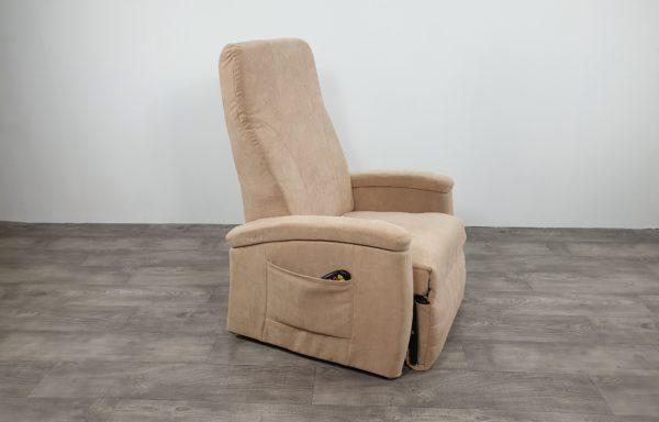 #423 Sta-op stoel 570 – 57cm, beige € 65,- pm