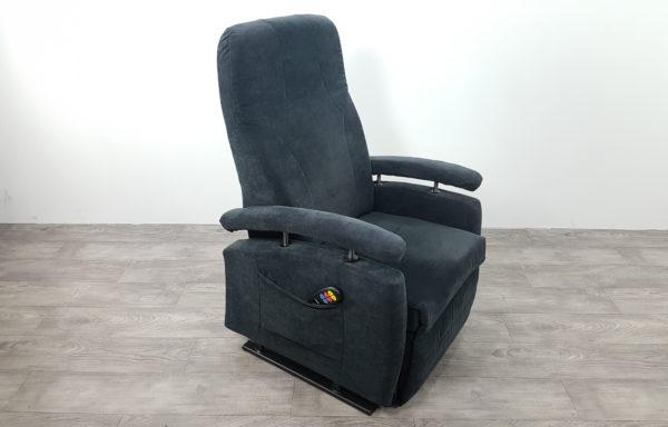 #382 – Sta-op stoel 570 grijs, 57cm. € 65,- per maand
