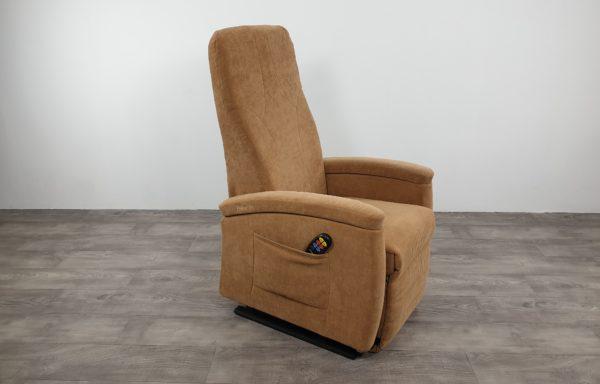 #211 – Sta-op stoel 570 zand, smal. € 45,- per maand