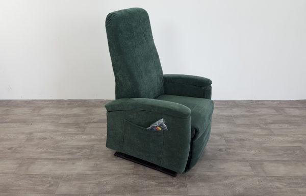 #454 – Sta-op stoel 570, 51cm groen € 45,- per maand