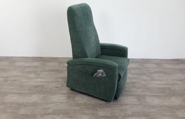 #455 – Sta-op stoel 570, groen € 45,- per maand
