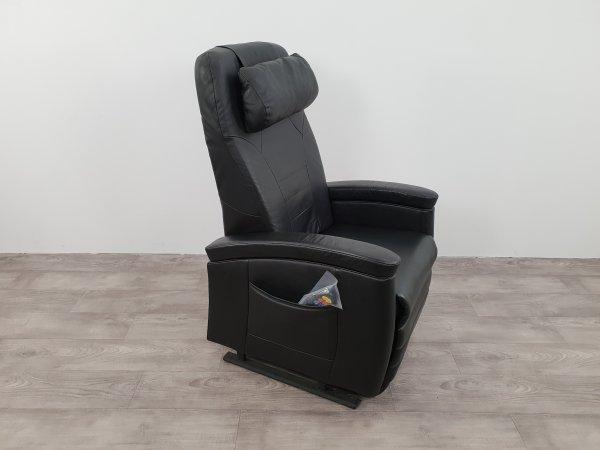 sta-op stoel leer