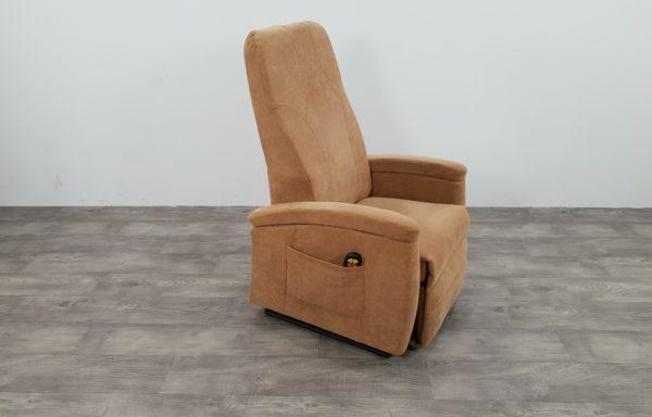 #466 Sta-op stoel vario 570, 2014 zand bekleding
