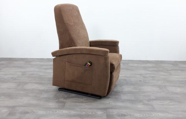 #471 Sta-op stoel vario 571 bruin