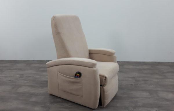 #295 – Sta-op stoel 571, 45cm wit. € 45,- per maand
