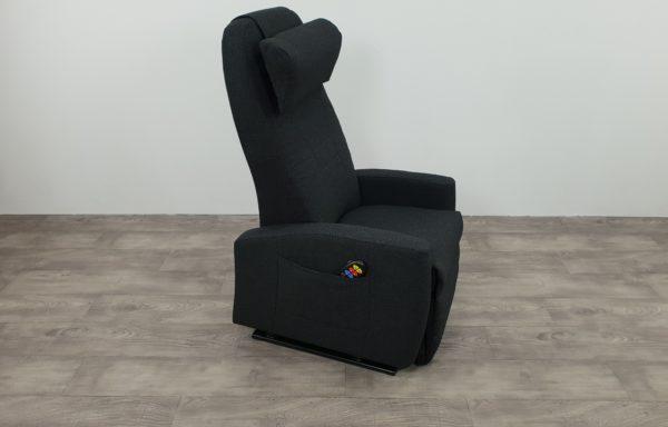 #490 – NIEUW Sta-op stoel 570 antraciet, smal. U bent 1e gebruiker. Nieuwprijs € 3500,-