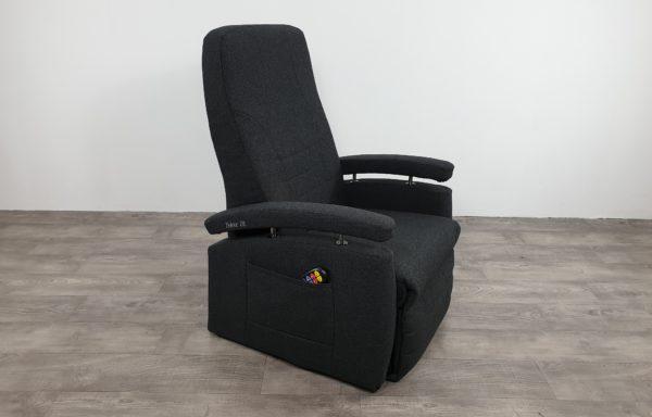 #321 Sta-op stoel Fitform vario 570 – 57cm, antraciet € 65,- pm
