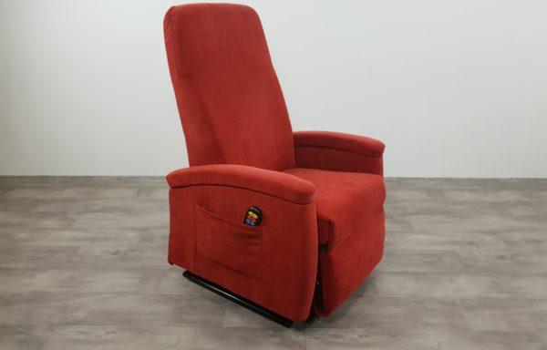 #305 – Sta-op stoel 570 rood € 45,- per maand