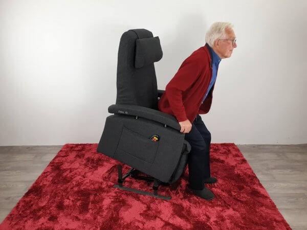 opstaan sta-op stoel