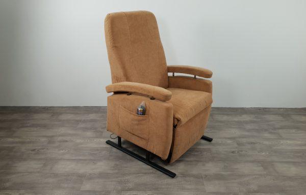 #329 XXL Sta-op stoel vario 570, 63cm breed. zand