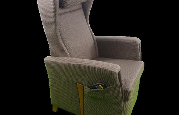 Sta-op stoel elevo 582 in stof
