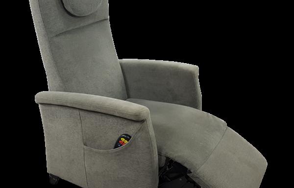 Sta-op stoel elevo 580 in stof