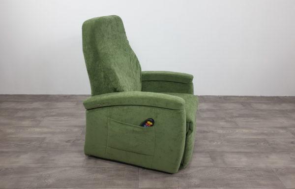 #534 Sta-op stoel vario 571 mosgroen uit 2017