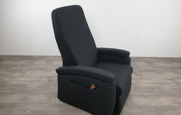 #540 – NIEUW Sta-op stoel 570 antraciet