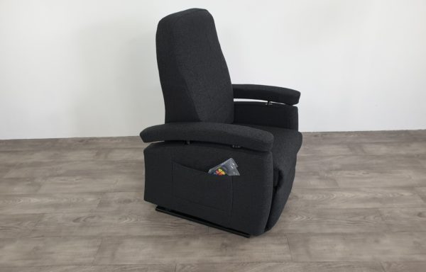 #606 – Sta-op stoel 570, 45cm antraciet € 45,- per maand