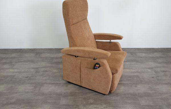 #607: Sta-op stoel vario model 574 – 51cm – zand divine