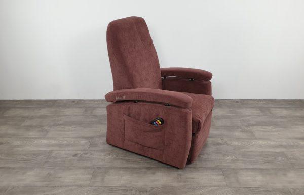 #609 – Sta-op stoel 571, aubergine € 45,- per maand