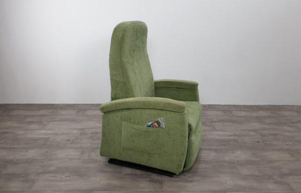 #638 Sta-op stoel 570, olijfgroen € 45,- per maand