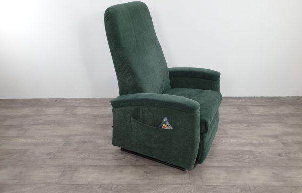 #642 – Sta-op stoel 570 groen. € 45,- per maand