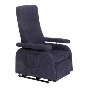 doge- Zeker zit sta op stoel