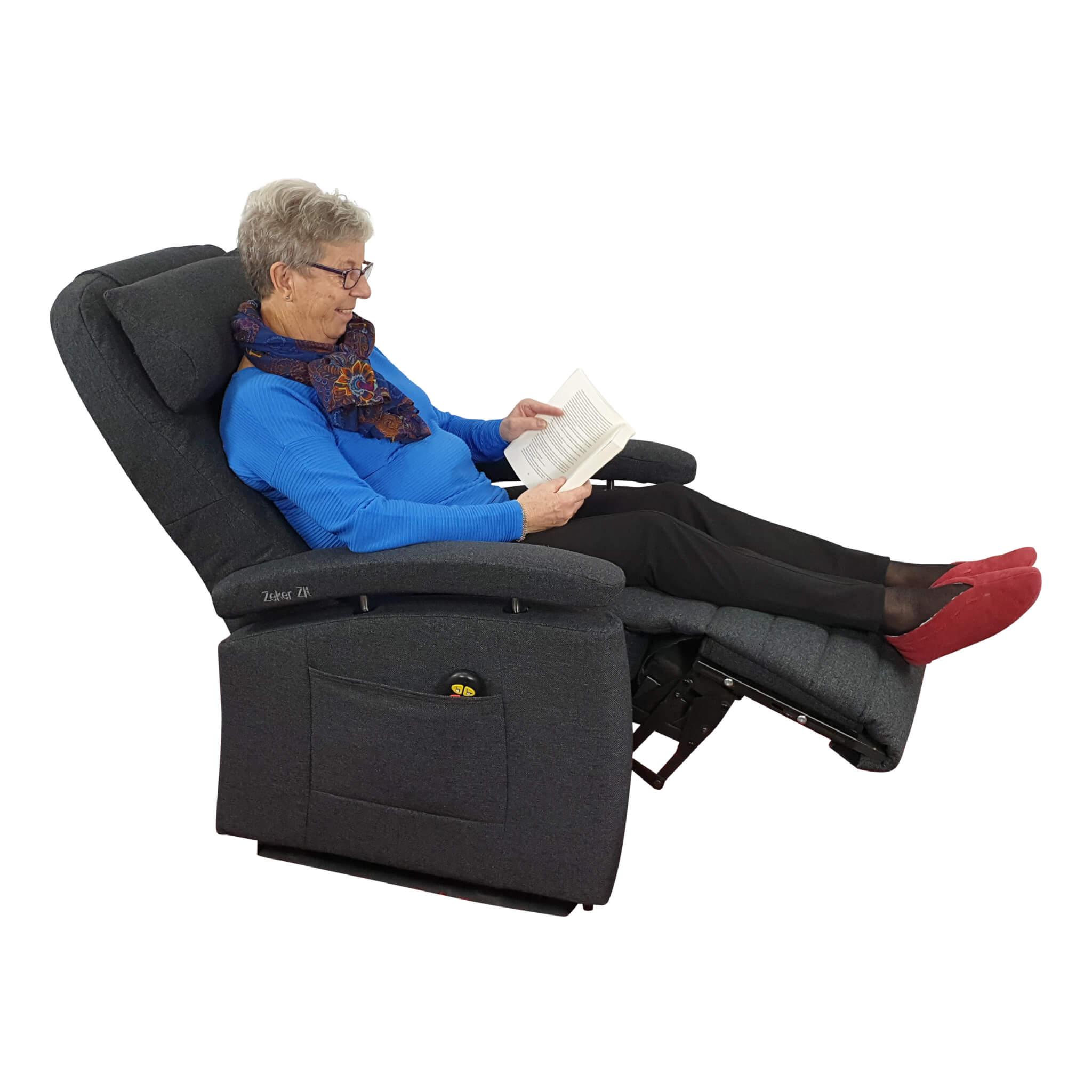Sta-op stoel Fitform Vario 570, zitbreedte 51cm