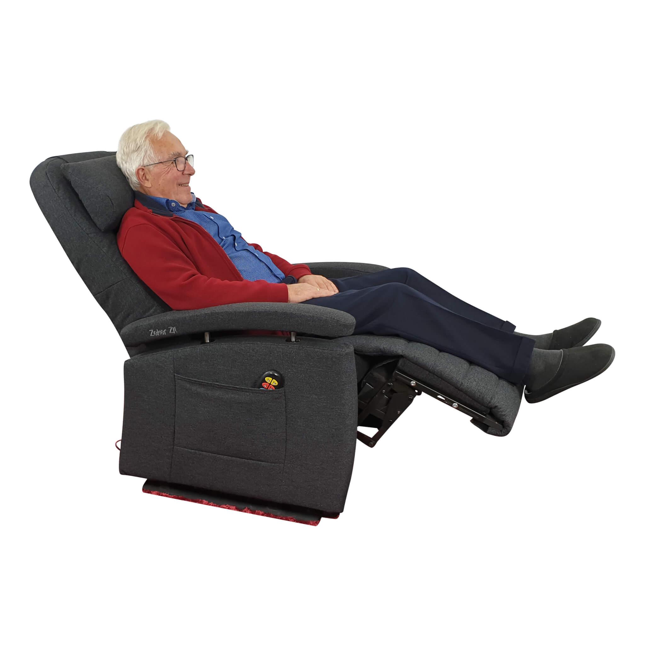 Sta-op stoel Fitform Vario 571, zitbreedte 45cm