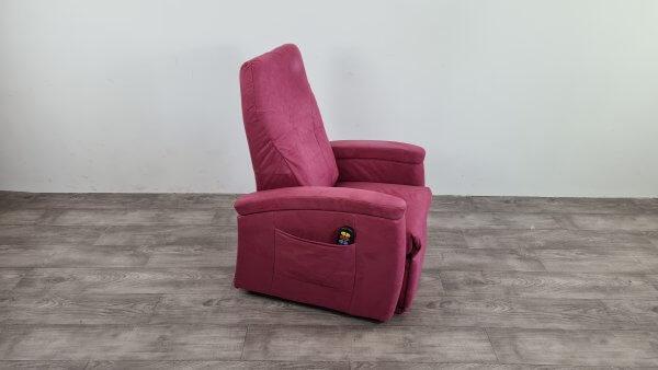 sta-op stoel roze