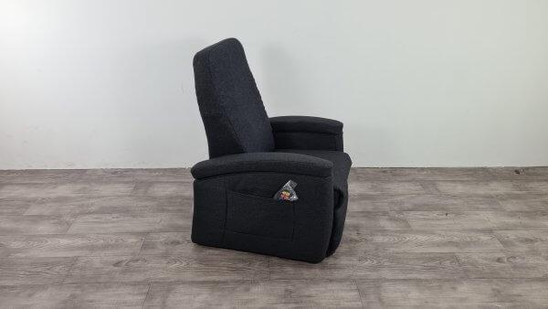 sta-op stoel modern antraciet