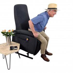 Wat is een sta-op stoel