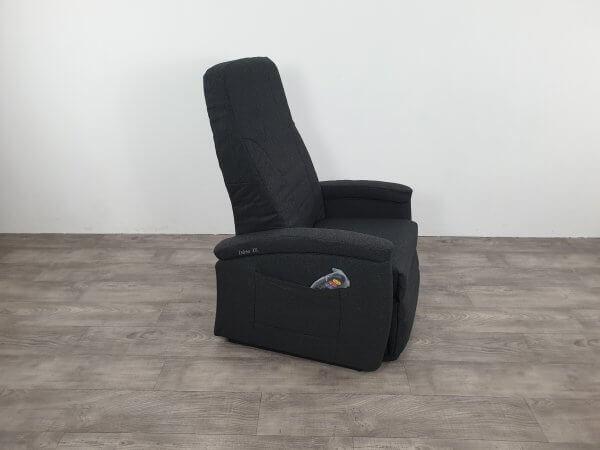sta-op stoel antraciet