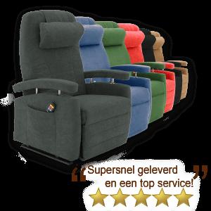 Sta-op stoelen huren in vele kleuren