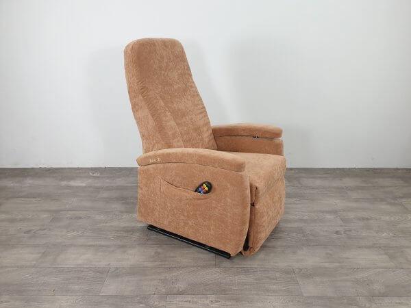 fitform-sta-op stoel-zand