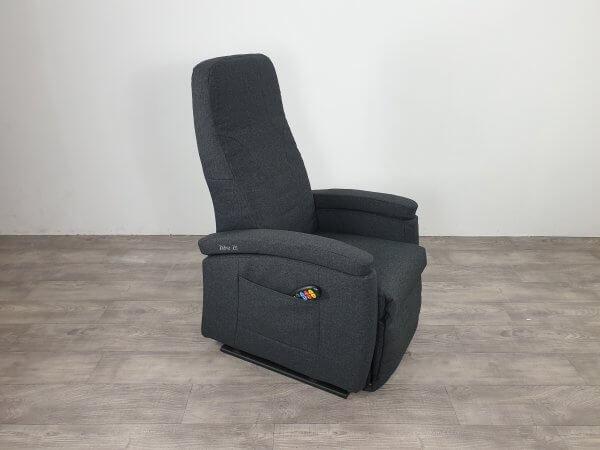 fitform sta-op stoel antraciet