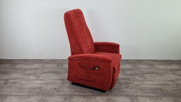sta-op stoel rood fitform