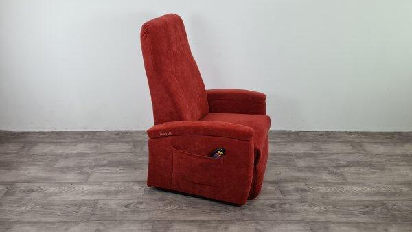 fitform rood stoel
