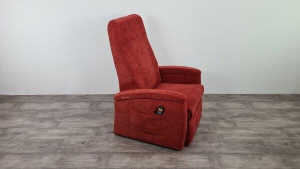 sta-op stoel rood 57breed