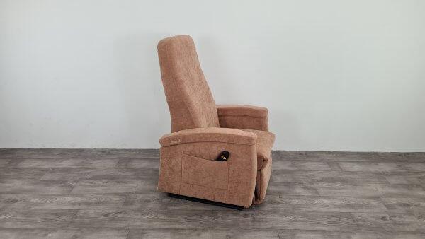 sta-op stoel met 1 motor