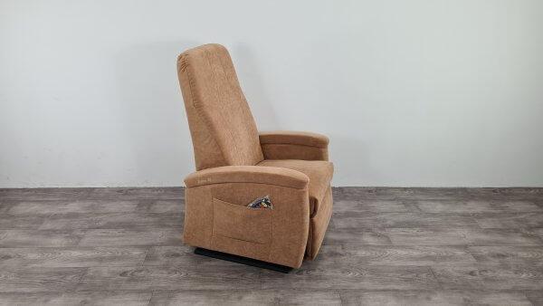 sta-op stoel zand kleur