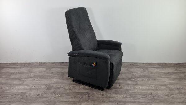 sta-op stoel fitform kunstleer