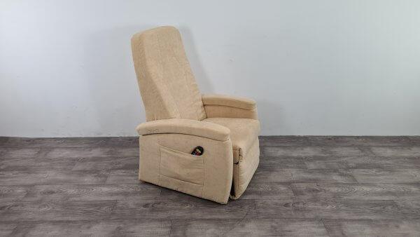 sta-op stoel beige