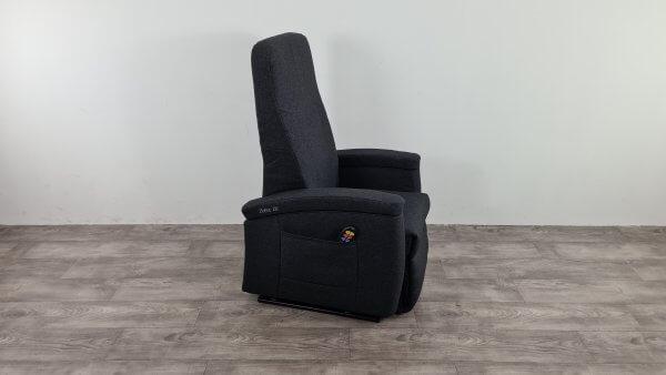 sta-op stoel antraciet smal