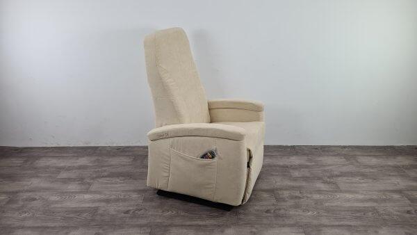 sta-op stoel wit