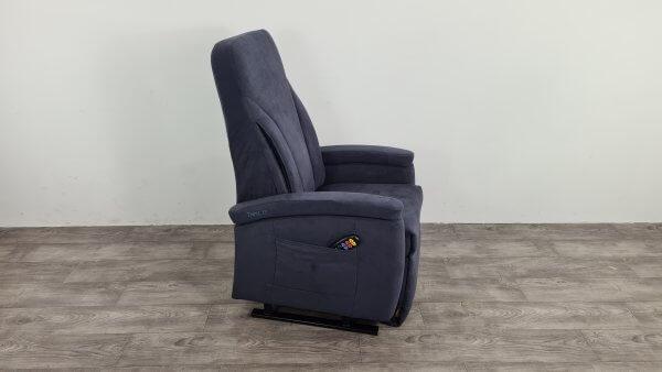 sta-op stoel blauw niroxx