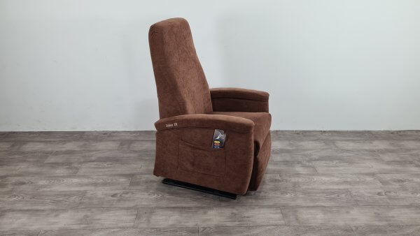 sta-op stoel bruin